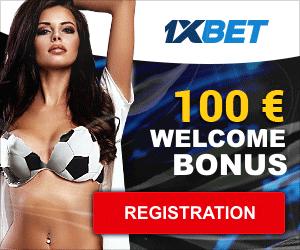 1xbet MK sport bonus